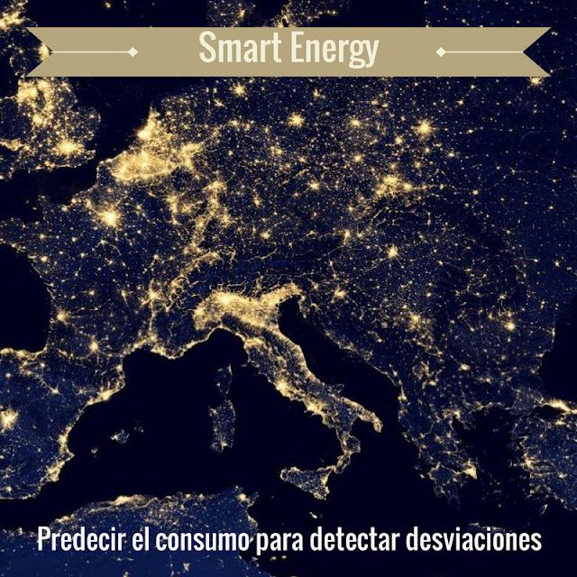 Smart Energy: predecir el consumo para detectar desviaciones