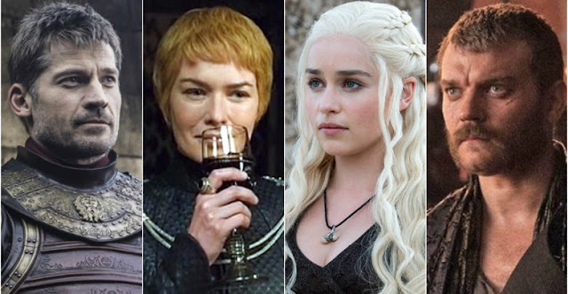 List of Game of Thrones characters most likely to die in season 8