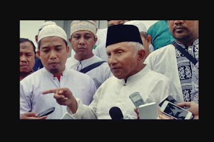 Amien Rais Minta PAN Out dari Koalisi Jokowi, PDIP Meradang