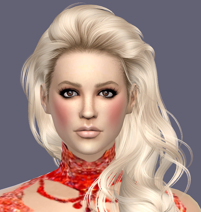 Sims 4 CC\'s - The Best: Britney Spears by Sims 4 Stars
