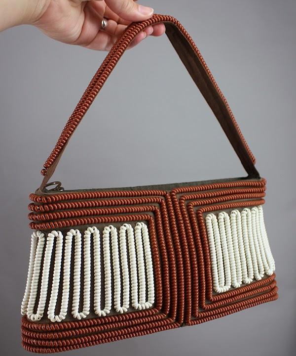 Vintage Telephone Cord Bags