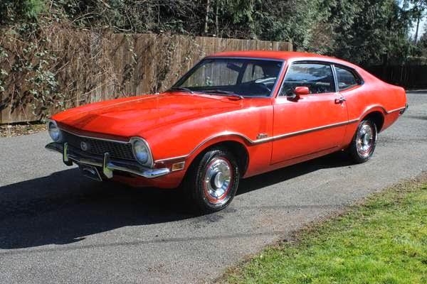 Barn Find 1971 Ford Maverick Auto Restorationice