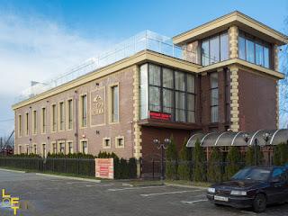 Ресторан Три Холма г.Калининград - Фасад