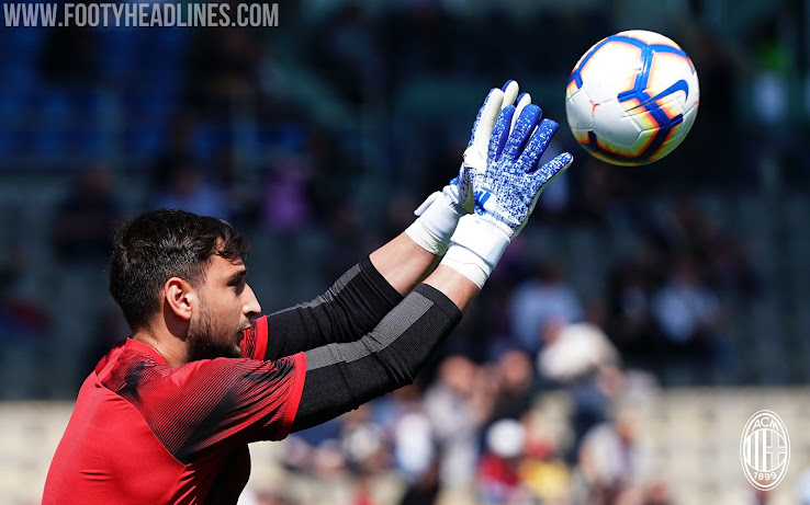 Donnarumma Switches to Adidas From Puma - Footy Headlines