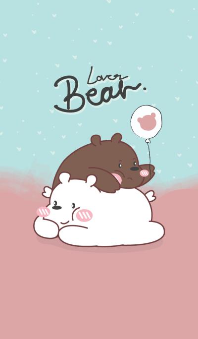 Bear Lover (Blue&Pink ver.)