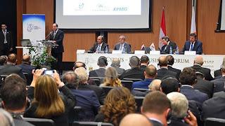 القمة الخامسة مع اليونان وقبرص بمشاركة السيسي