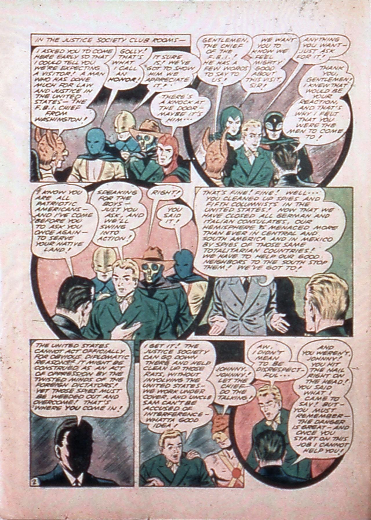 Read online All-Star Comics comic -  Issue #9 - 4