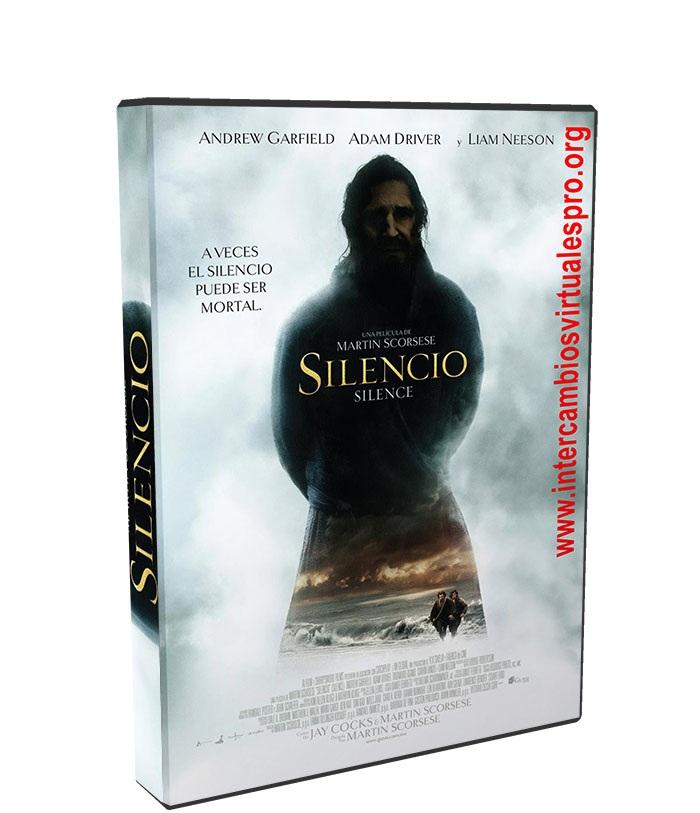 Silencio poster box cover
