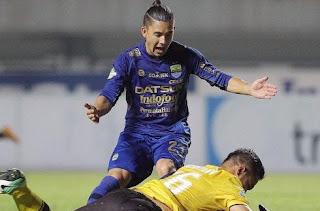 Persib Bandung Resmi Perpanjang Kontrak Kim Jeffrey Kurniawan