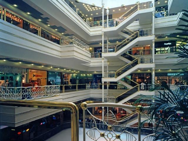 Lojas do Shopping Cidade do Porto
