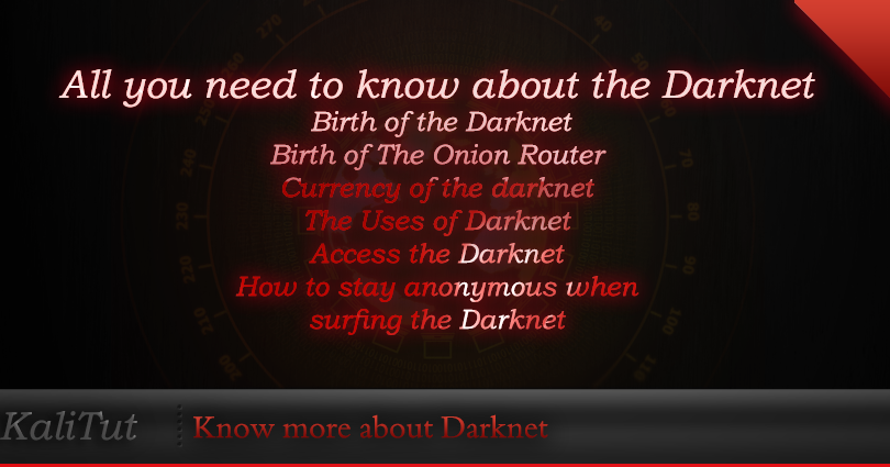 What is Darknet How to Access it