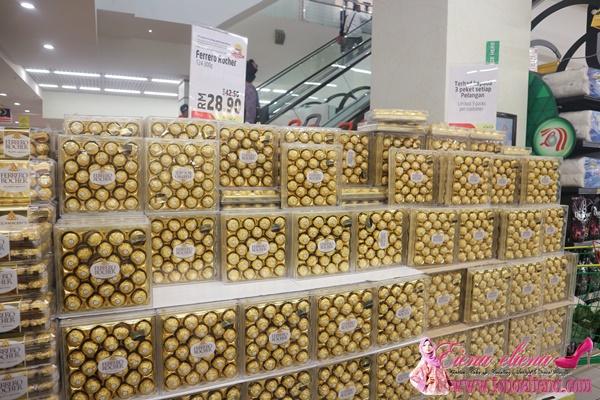Pelbagai Coklat Berjenama Pada Harga Rendah
