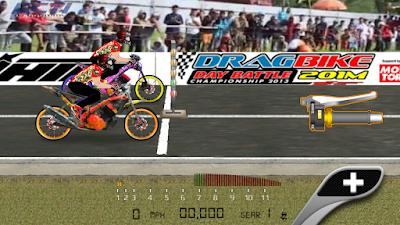 Download Game Drag Bike 201M v2.0 Apk Terbaru For Android