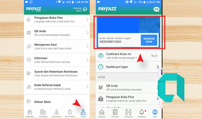 Cara Mendapatkan Kode Referral Paypazz 2019