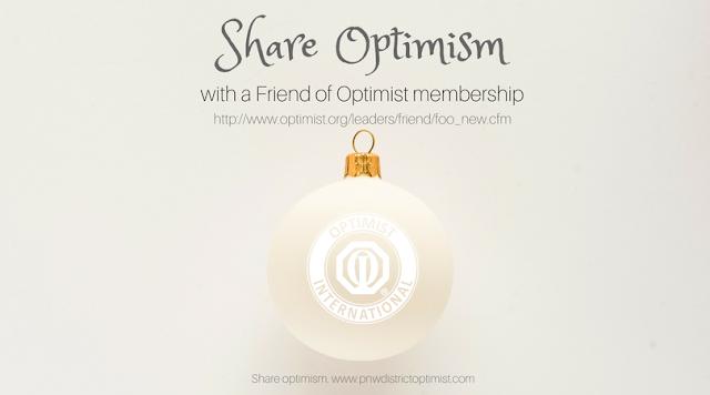 friend of optimist