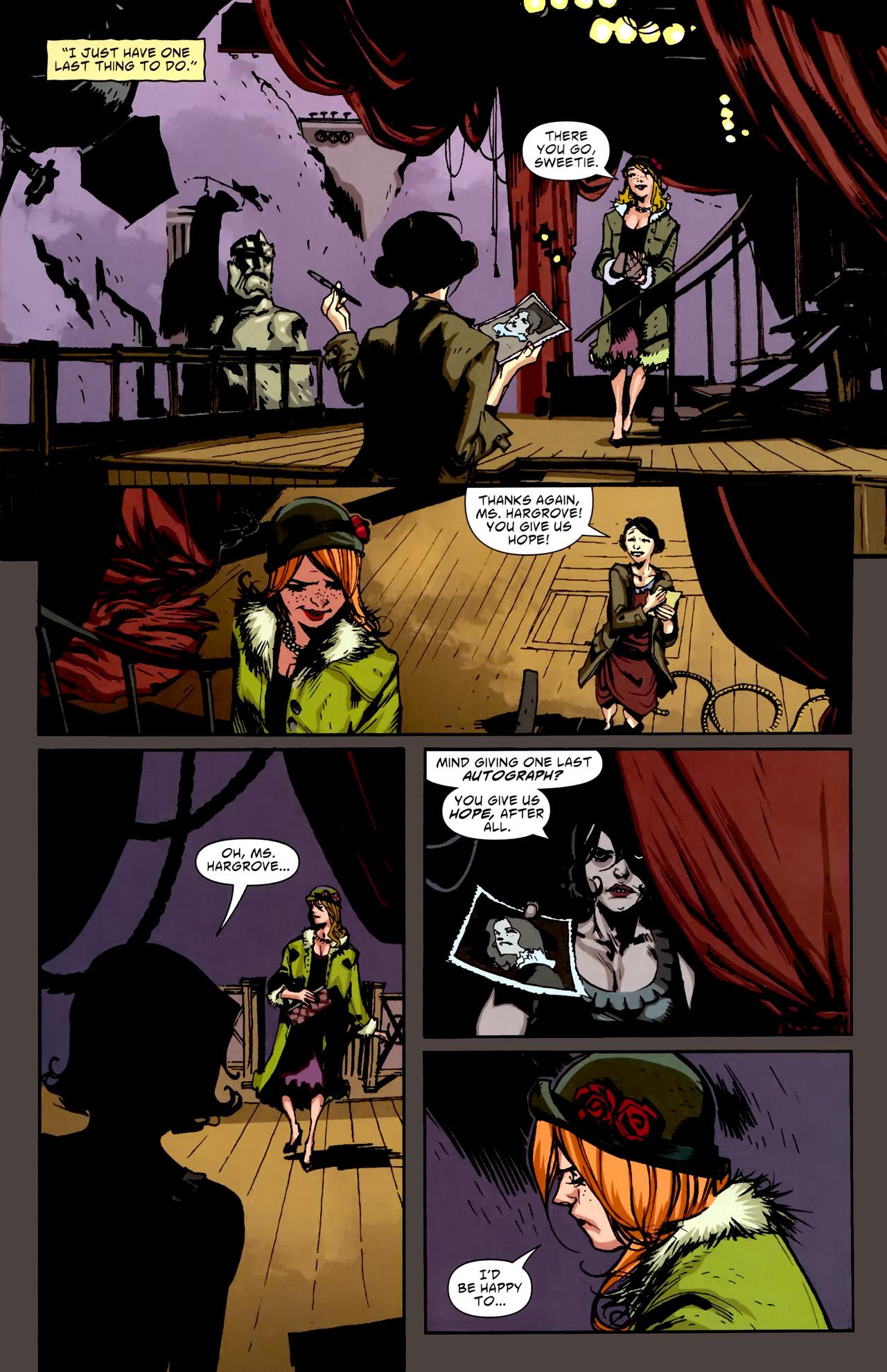 Read online American Vampire comic -  Issue #5 - 10