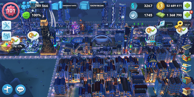 [No Root] SimCity Buildlt 1.27.6 Android Hacked Save Game Files