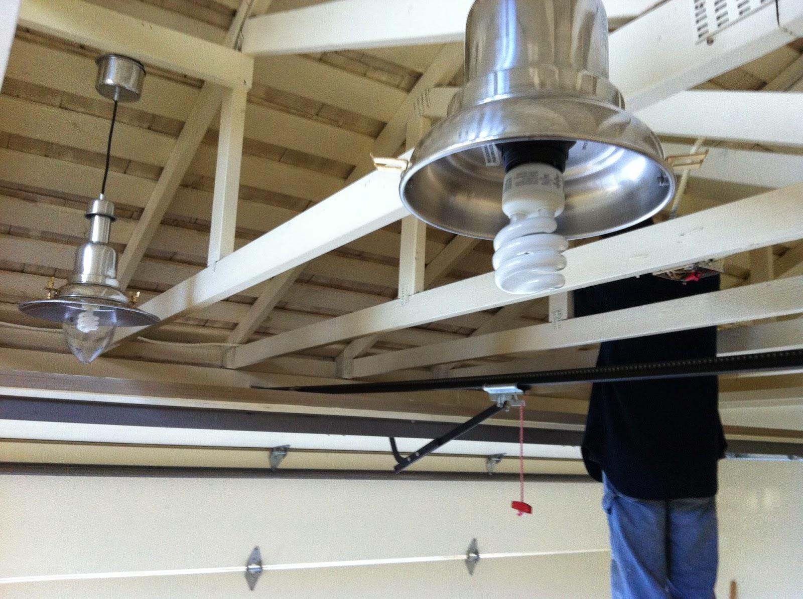 Diy Dithering Lighting Up The Garage