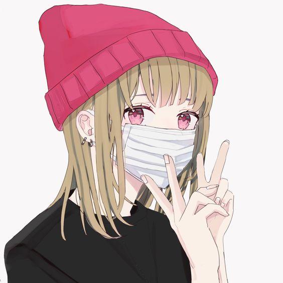 Foto anime cewek kawai banget