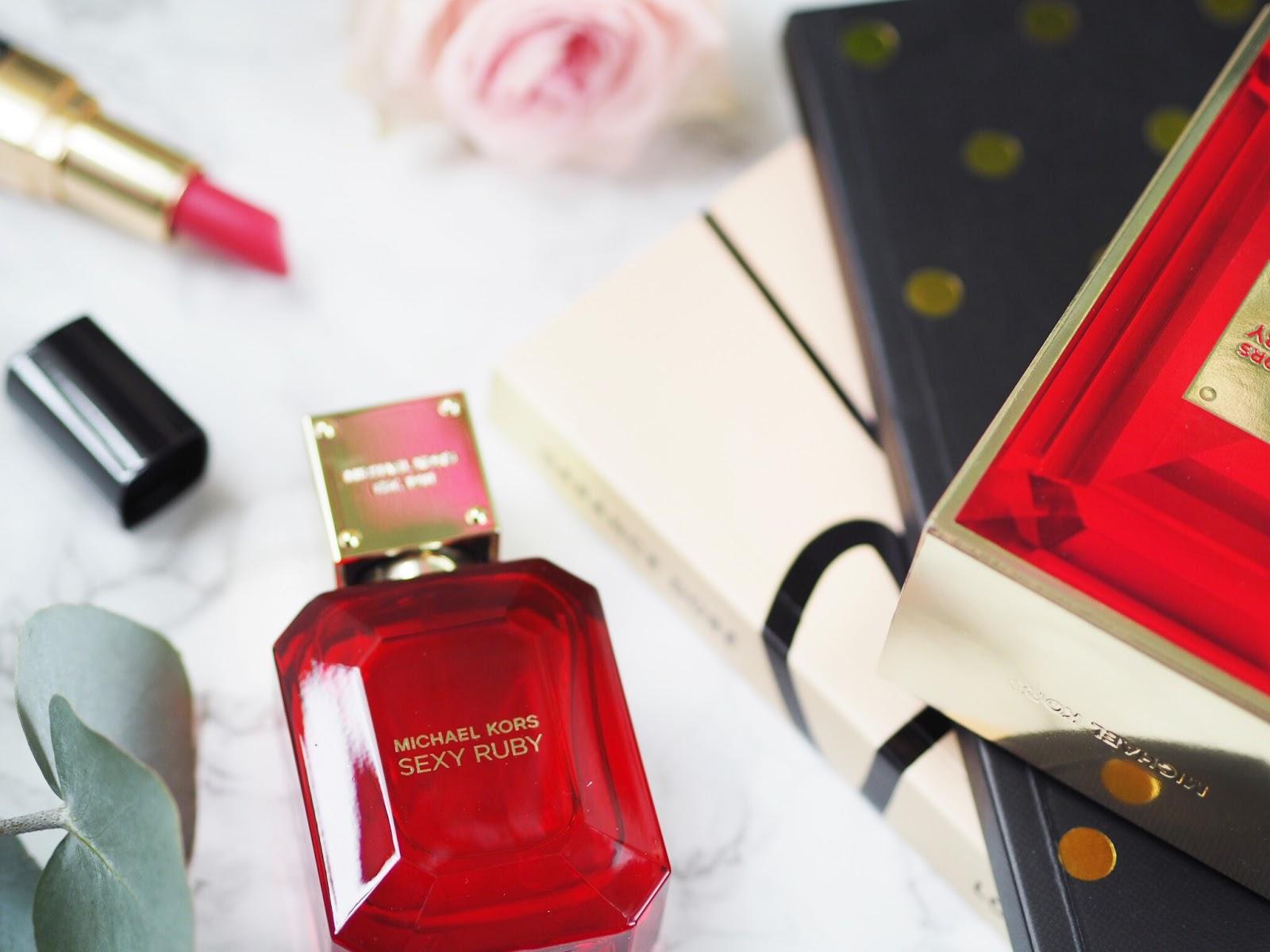 1eb414637796 Review  Michael Kors Sexy Ruby Eau de Parfum - FLOURISH   BLOTTING