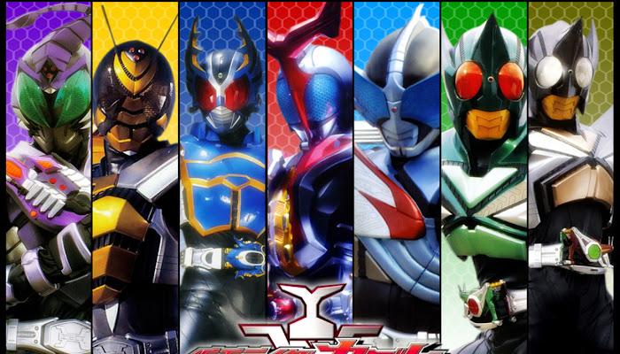 Kamen Rider Kabuto (03/49)
