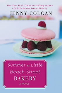 Summer at Little Beach Street Bakery cover