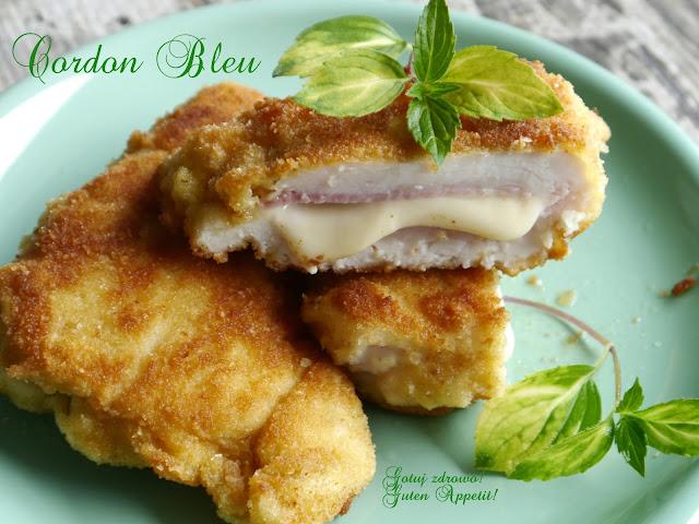 """""""Cordon Bleu"""" z kurczaka - najsmaczniejszy kotlet - Czytaj więcej »"""