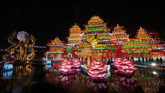 Año nuevo chino. 5 destinos soñados para viajar en nochevieja
