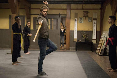 Iron Fist - Series Yes