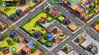 Download Gang Nations Mod Apk Unlimited Gems