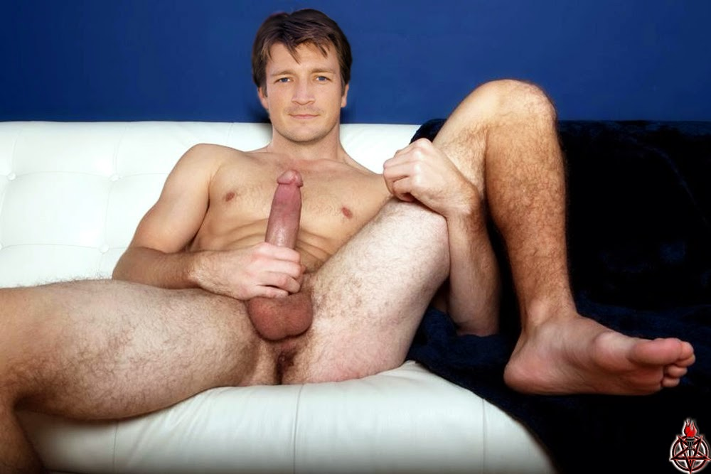 nathan fillion gay porn