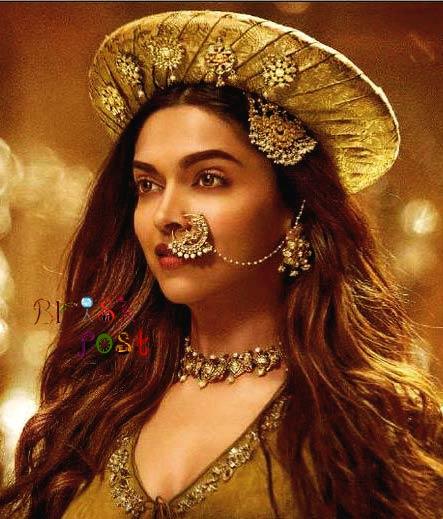 Gorgeous Deepika Padukone in beautiful jewellery designs