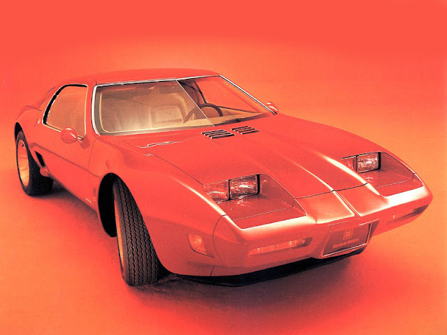 Chevrolet Corvette XP-897 GT Two-Rotor