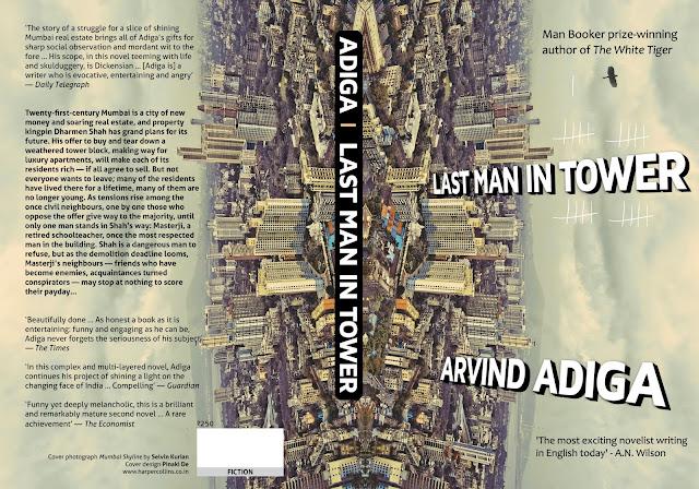 Last Man in Tower Aravind Adiga