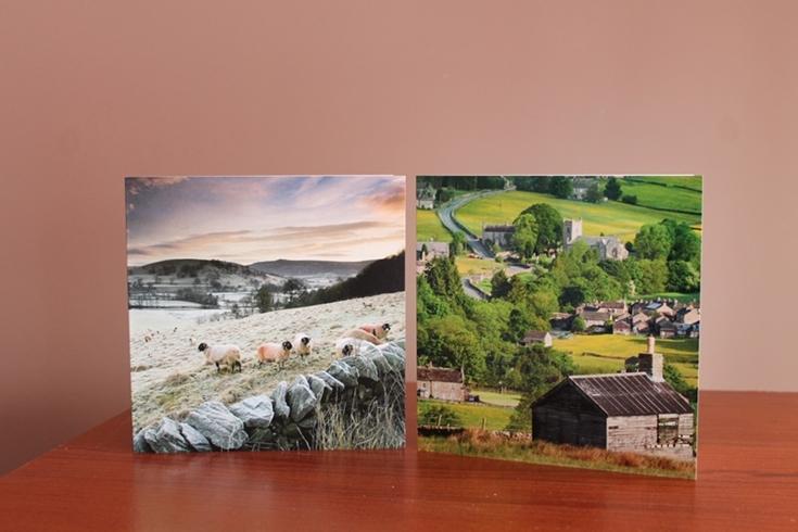 kartki z Anglii
