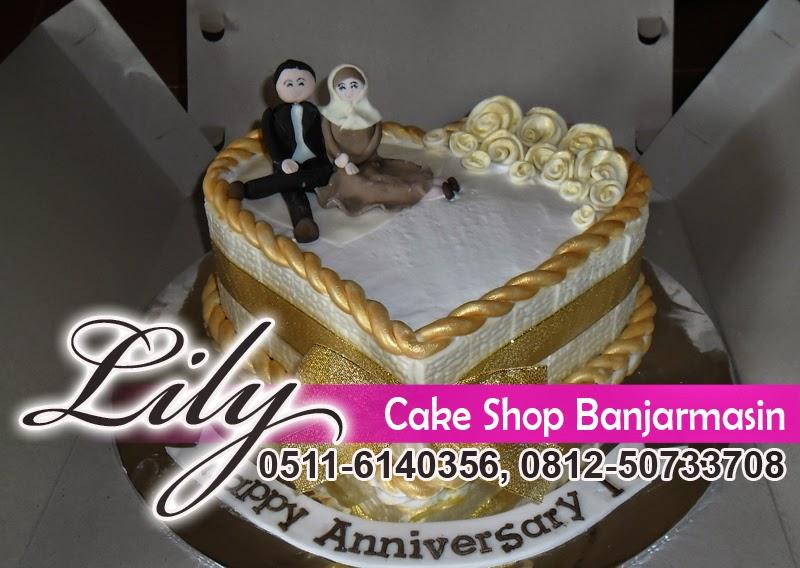 Pastry Cake Recipe In Malayalam: Lily Cake Shop Banjarmasin: KUE ULTAH BENTUK LOVE