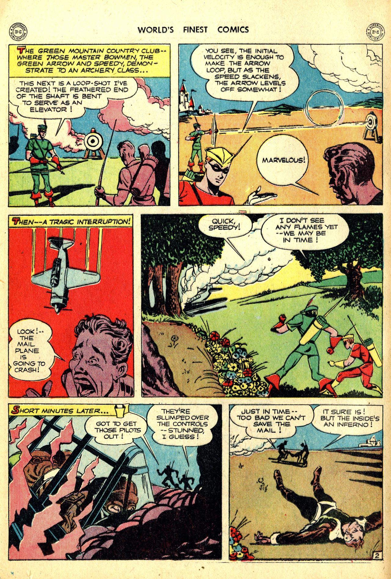 Read online World's Finest Comics comic -  Issue #18 - 50