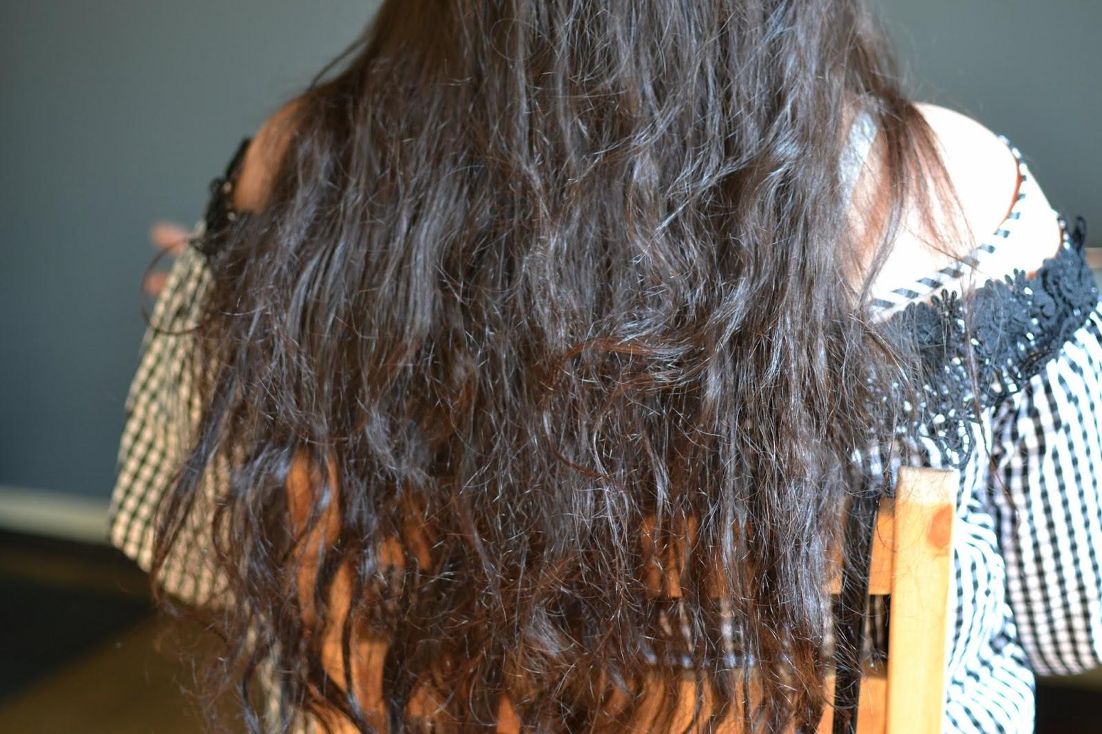sterczące włosy