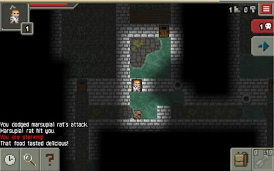 game offline pixel dungeon