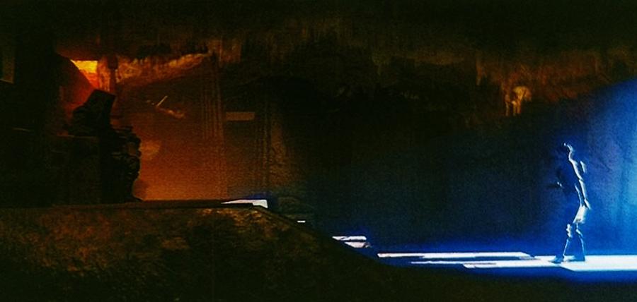 Temple - Dark Side vs Light Side