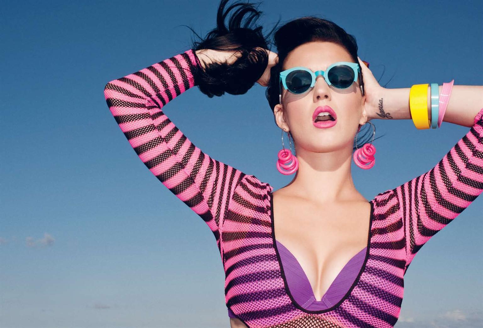BENDITO DRINK POP: Veja Katy Perry sensualizando ao vivo com The ...