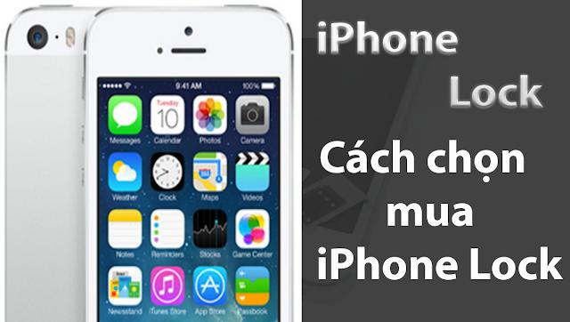 iPhone khoá mạng là gì