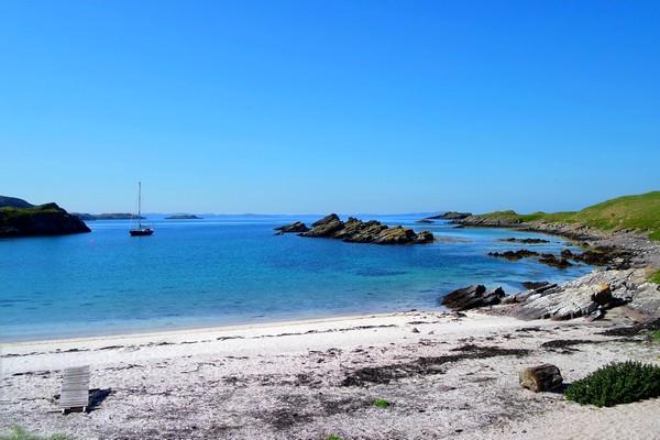 écosse north coast 500 road trip côte ouest rando handa island