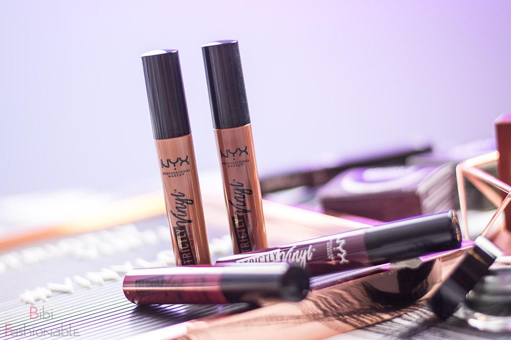 NYX Professional MakeUp Strictly Vinyl Lipgloss