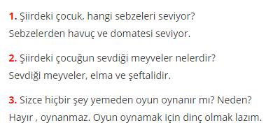 2. Sınıf Koza Yayınları Türkçe 53.  54.  55.  56.  Sayfa Cevapları 1. Tema Sonu Değerlendirme