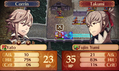 Review – Fire Emblem Fates: Conquest tactics