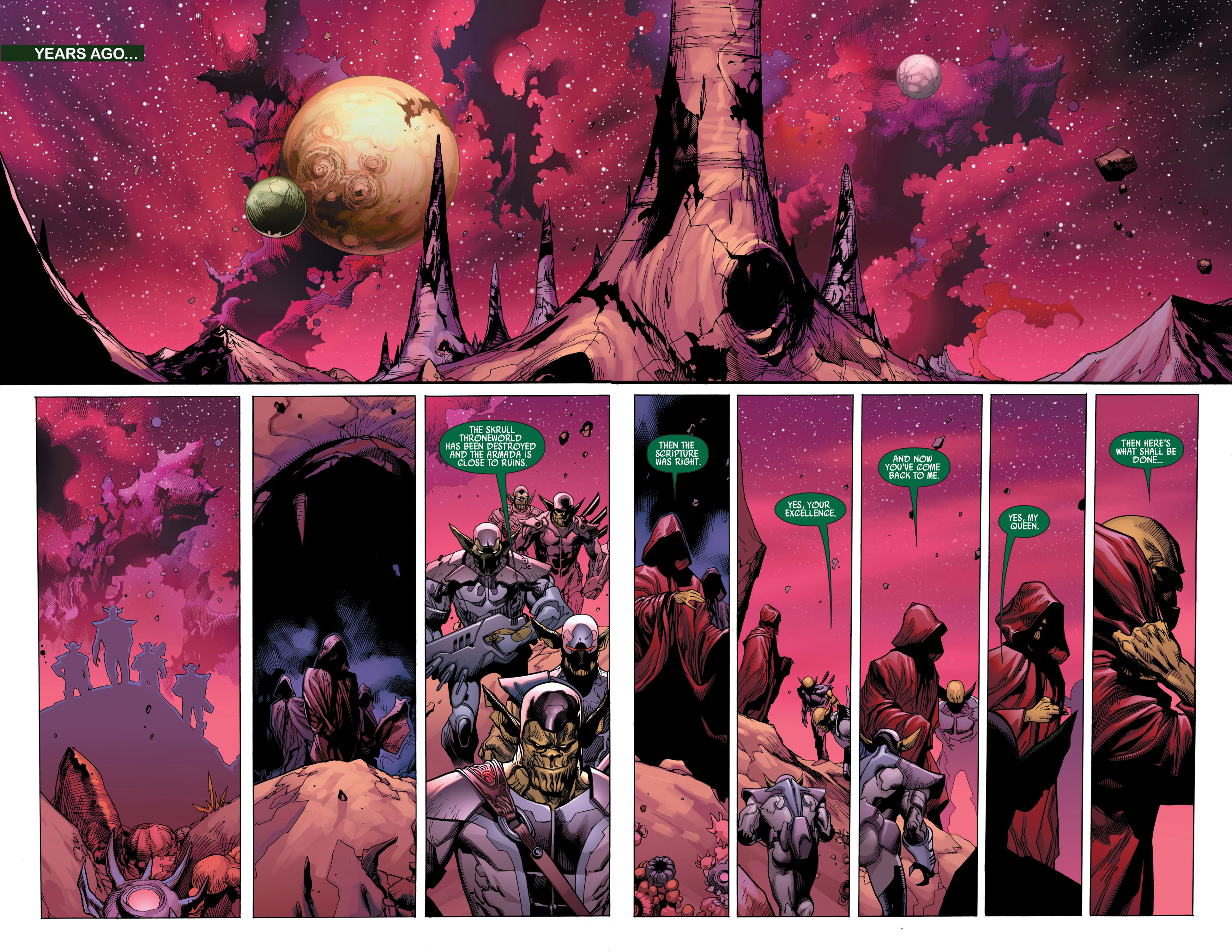Read online Secret Invasion comic -  Issue #1 - 3