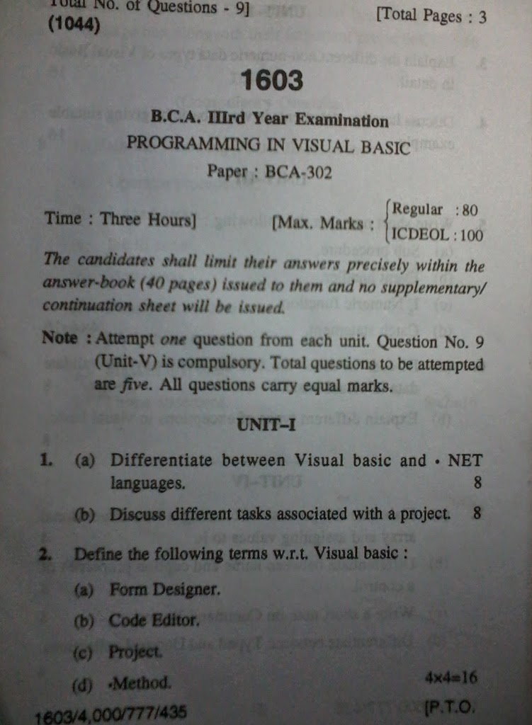 Personnel management papers