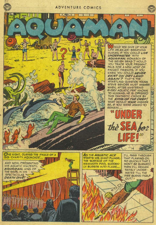 Read online Adventure Comics (1938) comic -  Issue #162 - 26
