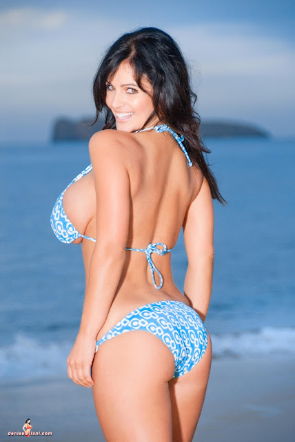 Denise-Milani-Big-Beach-hd-and-hq-photoshoot-image-4